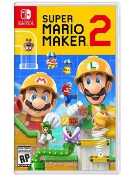 Súper Mario Maker 2