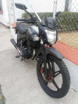 Vendo Moto Sukida Stiff 150 c.c. año 2014