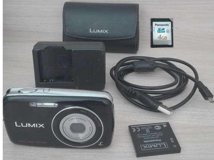 Cámara Panasonic Lumix Dmc-s1 0