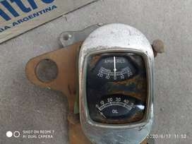Instrumental auto antiguo