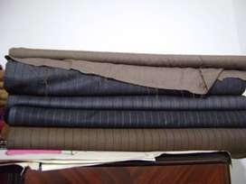 piezas y cortes polleras y pantalones casimires