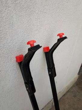 Porta equipajes barras adaptable universal