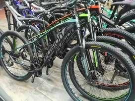 """Bicicletas Fusión Korbin Rin 29"""" con 24 Velocidades ((Todas las tallas y colores))"""
