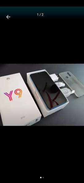 Vendo Huawei Y9 2019