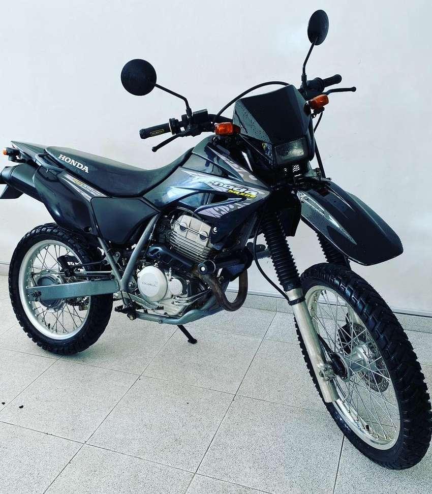 HONDA TORNADO 250  modelo 2017