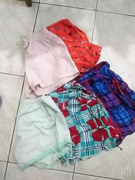 Shorts de nena