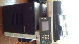 Copiadora e impresora