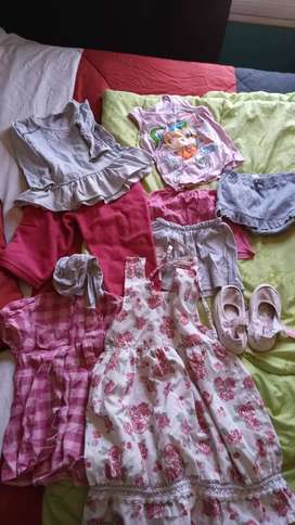 Lote ropa nena APROVECHEEE