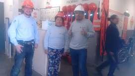 GASFITERIA ELECTRICISTA PINTURA ENCHAPADOS DRYWALL
