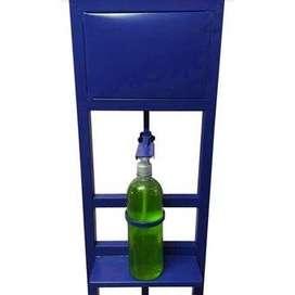Dispensador De Pedal Para Gel, Jabón, Alcohol Antibacterial