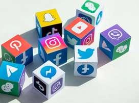 Solicito persona con experiencia en redes sociales, creación de contenido y publicidad