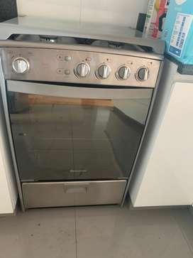 Cocina indurama 4 hornillas