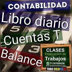 Clases Contabilidad a domicilio Medellin profesor particular Trabajos