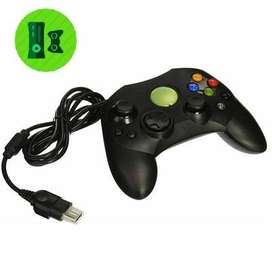 Control Xbox Clásico Caja Negra