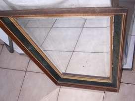 Espejo Biselado Antiguo