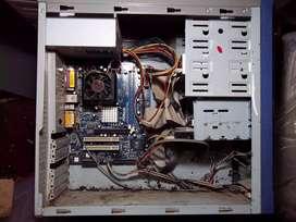 CPU pc computadora AsRock para reparar o repuestos