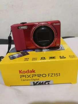 Cámara Kodak