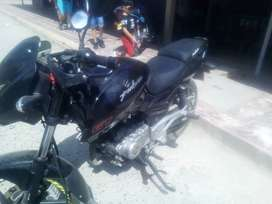 Se vende hermosa moto pulsar 180