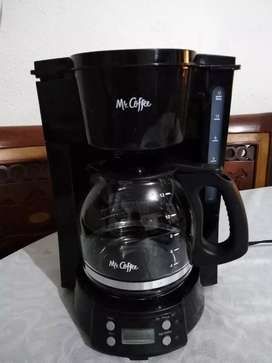 Vendo cafetera Mr. Coffee