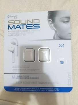 Audífonos Sound mates