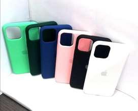 Estuche Silicone Case Para IPhone 11Pro Max 6.5