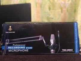 Brazo para Microfono Set Completo Pro.