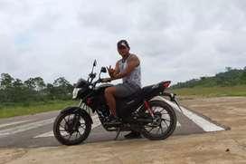 moto honda Twister 125