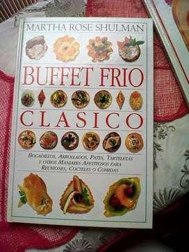 Buffet Frio Clasico de Martha Shulman