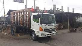 Carrocerias San Jorge cajones para camiones y camionetas