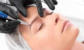 Taller exclusivo de micropigmentacion y cejas pelo a pelo