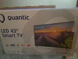 Vendo Tv smart 43nueva en cja