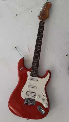 Vendo espectacular guitarra eléctrica
