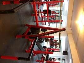 renta local gimnasio Amazonas Parque Carolina Atahualpa