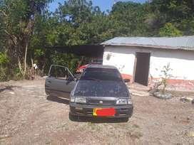 Mazda 323 hs coupe, mecanico