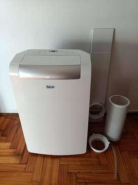 Aire acondicionado portátil BGH Frío - Calor.