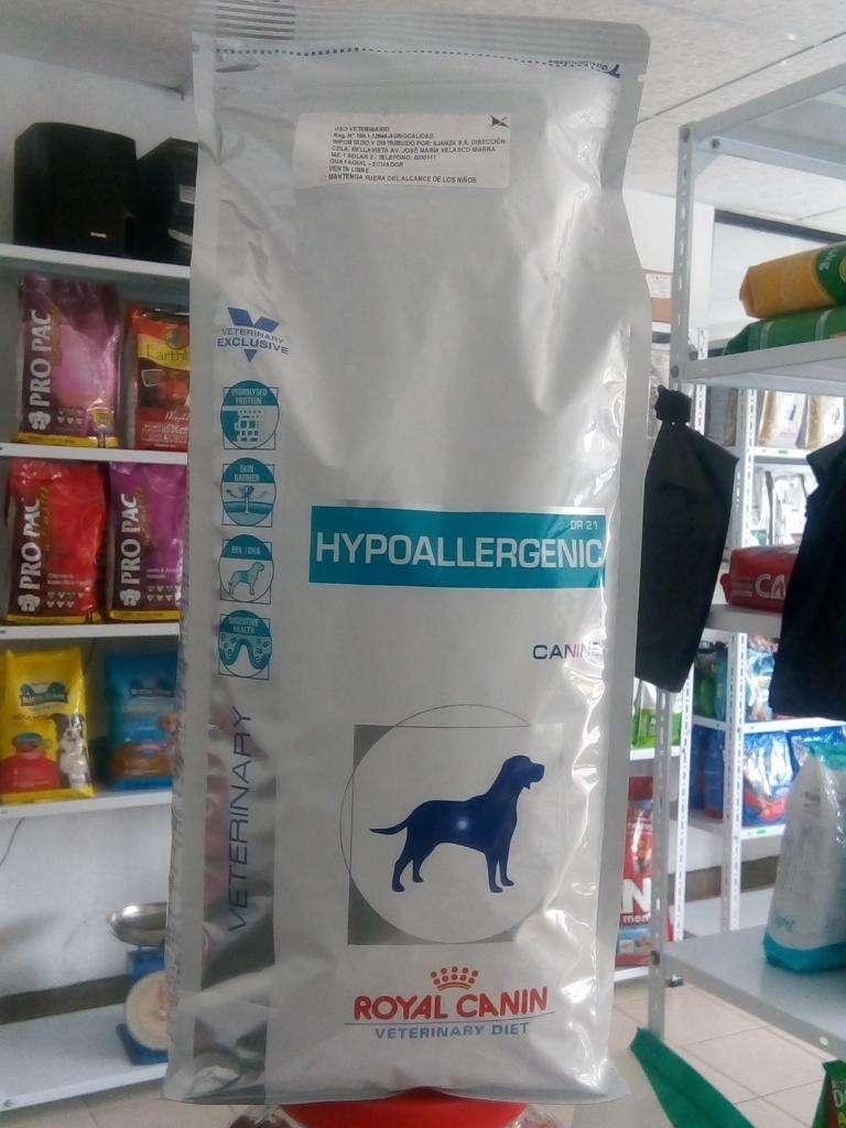 Royal Canin Hypoalergenic 2kg 0
