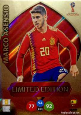 Marco Asensio Limited Edition (Adrenalyna XL 2018)