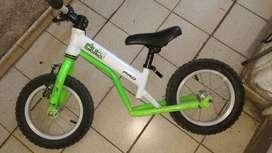 Bici sin pedales Dubi Rod. 12