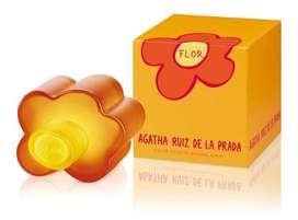 Perfume Flor de Agatha Ruiz de la Prada para Dama 100ml ORIGINAL