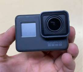 GoPro Hero 6 Black usada