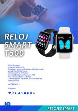 RELOJ SMART T500