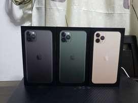 Iphone 11 pro max 64gb Gold Space Gray y Green nuevos