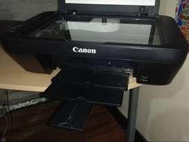Impresora multifuncional E471