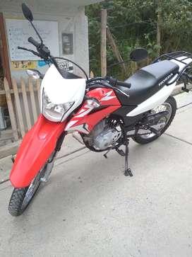 Venta de motoXR.150. Año 2020