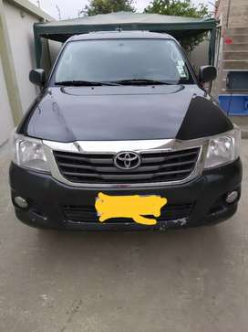Toyota Hilux exelente condiciones