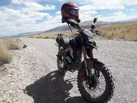 Vendo moto SUPER EXTREMO
