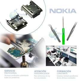 Pin De Carga Plu Pu Nokia Lumia Todos Los Modelos Original