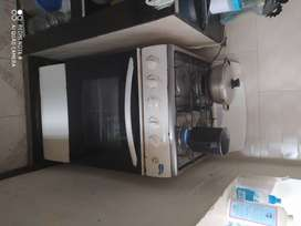 Estufa centrales con horno