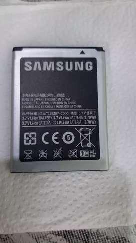baterias para celulares