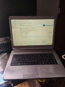 Notebook sony 4 gb ram dual core 2.00gHz 500 gb disco